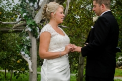 Alisha and Casey Wedding