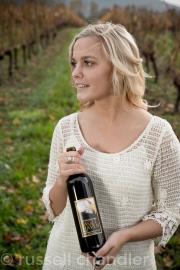 Wine Diva - Alysha Irons - Cabernet Sauvignon - Eagle Haven Winery Assunta Russell Photographers