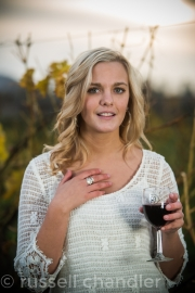 Wine Diva - Alysha Irons - Cabernet Sauvignon - Eagle Haven Winery Assunta Russell Photographers