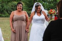 Ashley and Tim Wedding