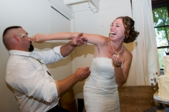 Camille and Casey Wedding