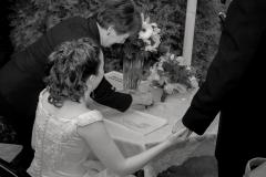 Cora and Chris Wedding