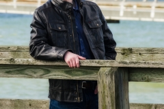 Dylan Senior Portraits