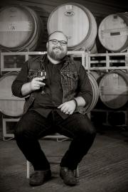 Austin Jenckes at Eagle Haven Winery