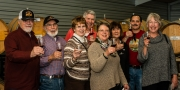 Eagle Haven Winery Barrel Tasting March 2015