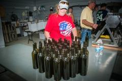 Bottling Siegerrebe