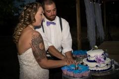 Kristal and Kyler Wedding