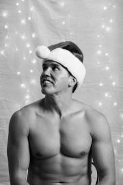 Santa Tony - Tony Craig. Look & Feel Your Best - Holiday Event 2018